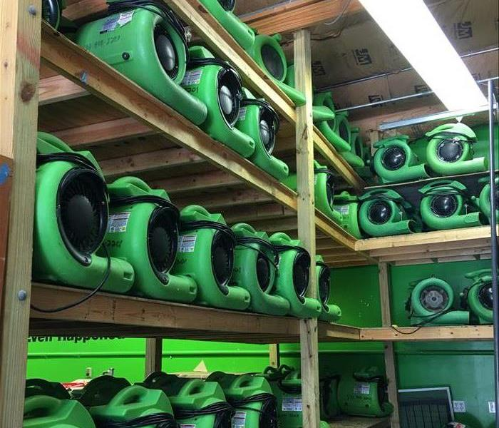 Air Movers for your water damage