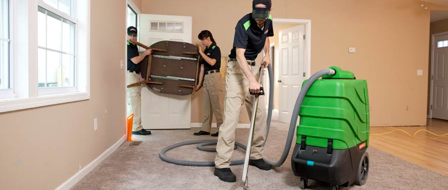 Louisville, KY residential restoration cleaning